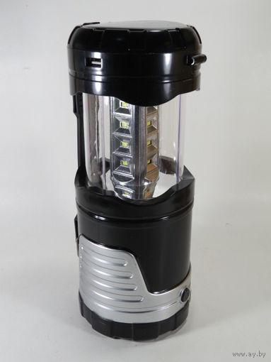 Фонарь Кемпинговый Большой GSH-7099B 1W + 16 LED