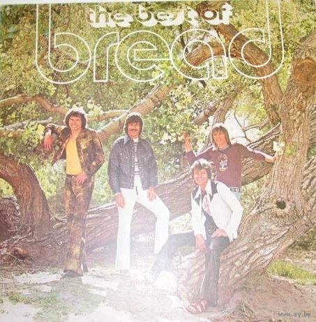 LP Bread - The Best Of Bread (1973)