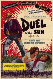Дуэль под солнцем / Duel in the Sun (Грегори Пек) DVD-5