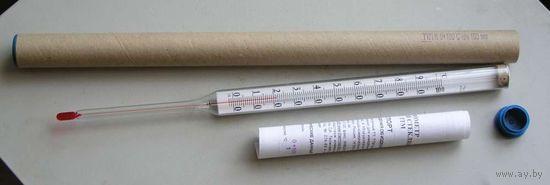 Термометр ТТП от 0 до 100 градусов