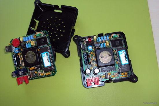 УНЧ на TDA2003 ( динамик 2W, 8Om ) с музыкальным сопровождением (мелодия указана на ОЗУ).