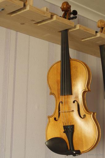 Скрипка 4/4 с отличным звуком