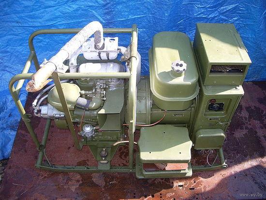 Помогу с ремонтом электрической части генераторов серии АБ