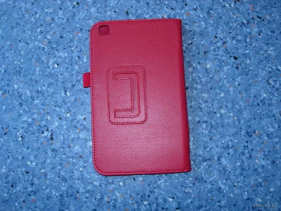 """Универсальный чехол для планшета 8"""" красный"""