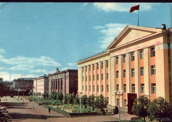 Петрозаводск Улица Дзержинского 1965 год