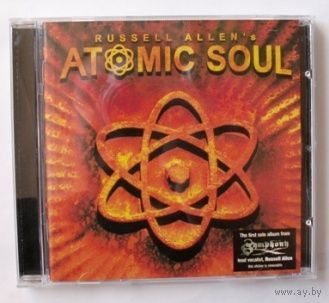 Russell Allen - Atomic Soul - CD