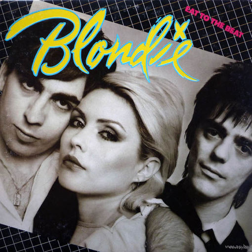 Blondie - Eat To The Beat - LP - 1979