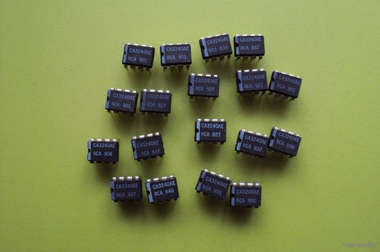 М/сх CA3240E   Операционный усилитель