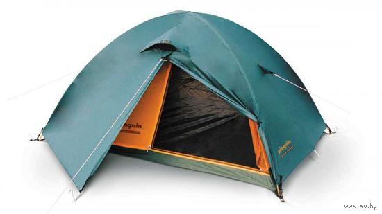 Палатка туристическая двухслойная двухместная Pinguin Orion 140