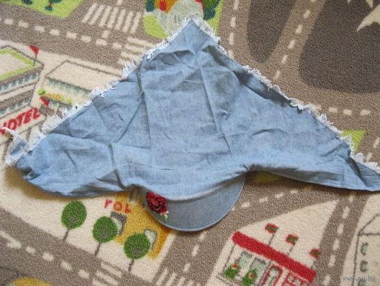 Косынка джинсовая (1-2 года)