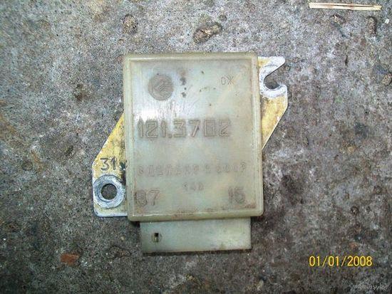 Реле регулятор автомобильный на ГЕНЕРАТОР Г424 No121.37 02