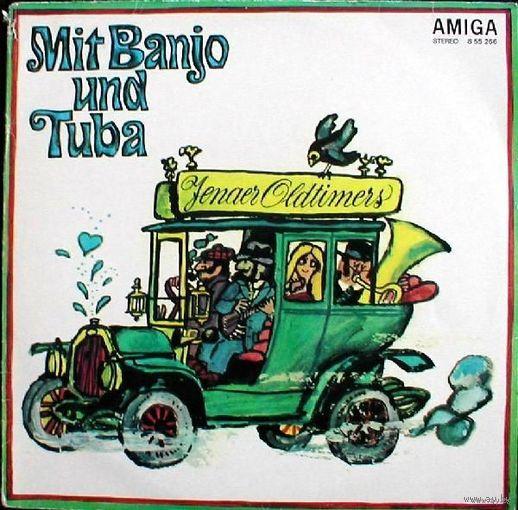 LP Jenaer Oldtimers - Mit Banjo Und Tuba (1972)