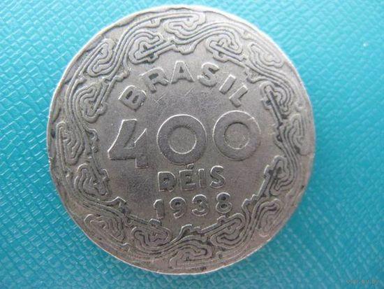 Бразилия  400 реал  1938