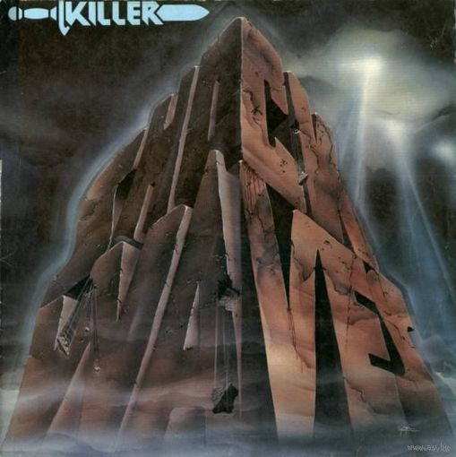 Killer - Shock Waves - LP - 1985