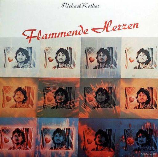 0464. Michael Rother. Flammende Herzen. 1977. Sky (DE) = 13$