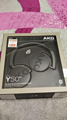 Наушники с микрофоном AKG Y50BT