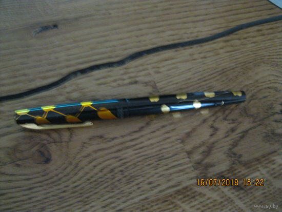Ручка перьевая white feather