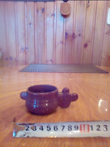 Чашка керамическая для кофе