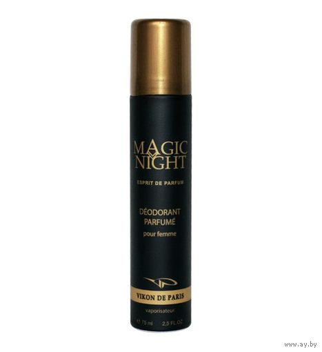 НОВАЯ ЗАРЯ Маджик найт (Magic Night) Парфюмированный Дезодорант-спрей (Spray) 75мл