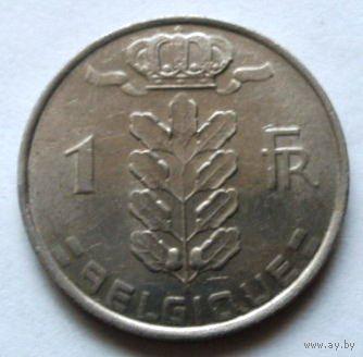 1 франк 1978 (Q) Бельгия