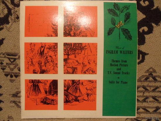 Конверт пластинки Music of Ingram Walters