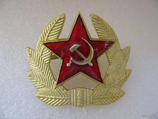 Кокарда. Солдатская ВС СССР (1)