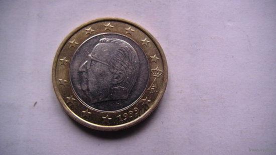 Бельгия 1 евро 1999г.  распродажа