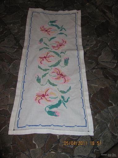 Ручная вышивка 50-60х