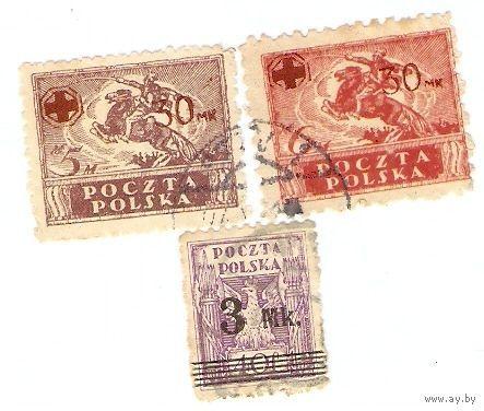 Польша 1921.