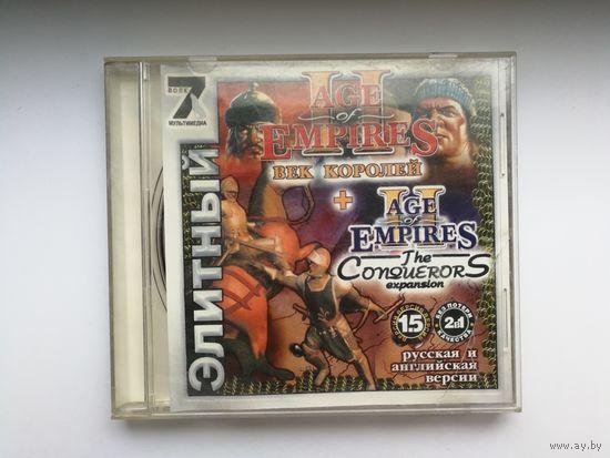 Век Королей + The Conquerors Expansion (Русская И Английская Версии)
