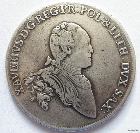 Талер 1768 Пол Сакс