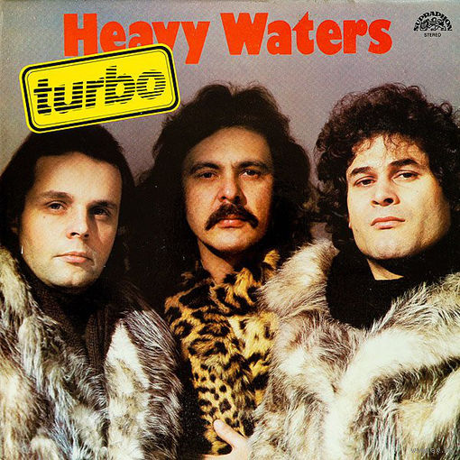 LP Turbo - Heavy Waters (1985) Hard Rock