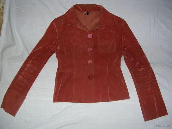 Пиджак велюровый Hongkong размер 44