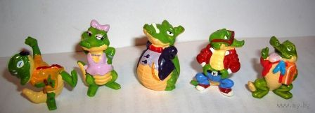 Крокодилы (киндер)